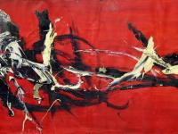 Without Title (1954) | Oil on Canvas | 100 x 50 cm
