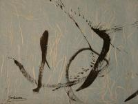 Without Title (1957) | Ink on Paper | 52 x 66 cm
