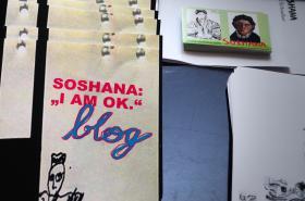 "The publication Soshana: ""I AM OK."" blog"