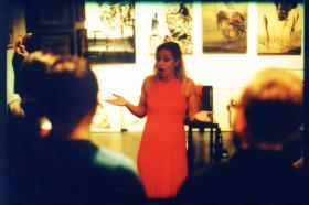Silke Grabinger (danceperformance)