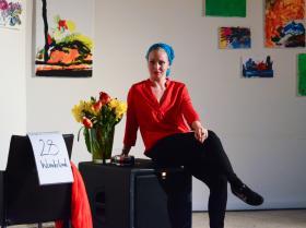 Silke Grabinger, Danceperformance