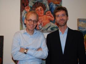 Martin Rauchbauer - Andreas Stadler - Director - Austrian Cultural New York