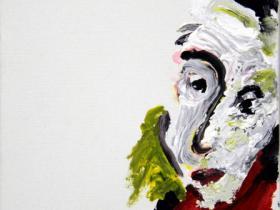 Shana Soshana (2010)   Acryl on Canvas   30cm x 40cm