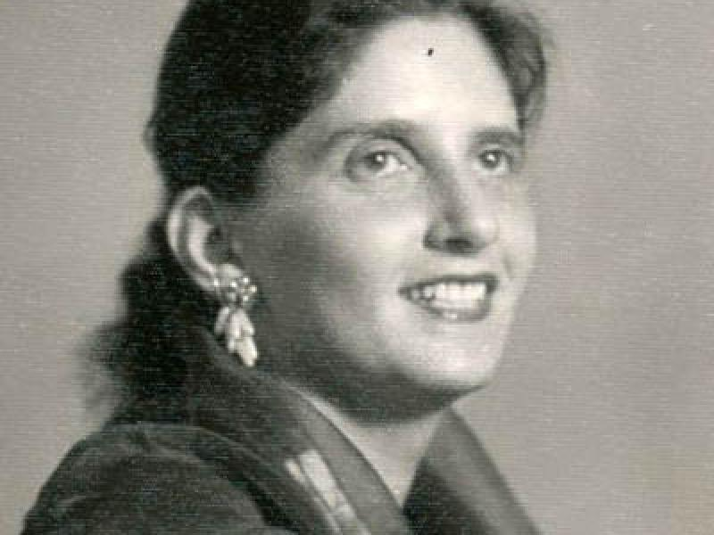 Soshana in Burma | Rangoon 1957