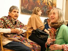 Susan Katzmann with Soshana