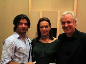 Baris Dilaver; Natalia Palma Biro; Amos Schueller