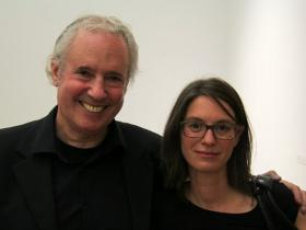 Amos Schueller and Nora Sternfeld