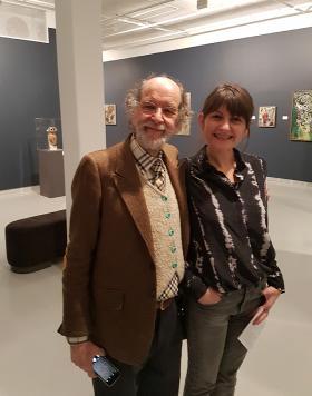 Will Bradley, DirectorProf. Fulvio Ferrari Director of Museo Casa Mollino, Turino, Italy