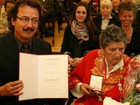 Dr. Bernd Hartmann (BMUKK) & Soshana