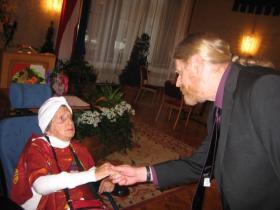 Soshana and Werner Müller