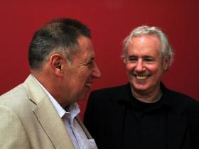 Billy Frischler and Amos Schueller