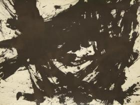 Without Title (1958)   Ink on Paper   49 x 62 cm