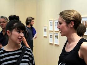 Lisa Reiser and Miriam Kathrein